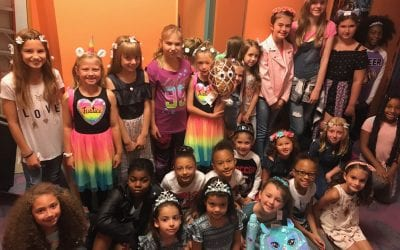 Justice Clothing Store – Kids Fashion Show